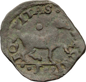 Reverse image of coin 632