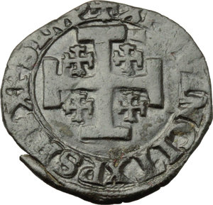 Reverse image of coin 641