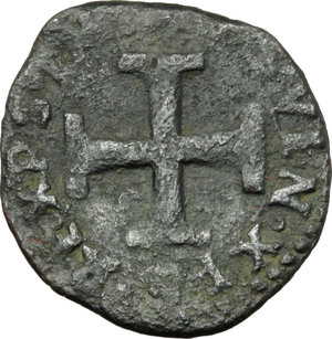Reverse image of coin 642