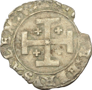 Reverse image of coin 646