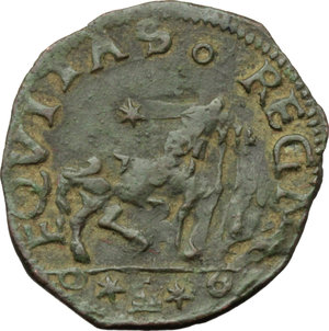 Reverse image of coin 651