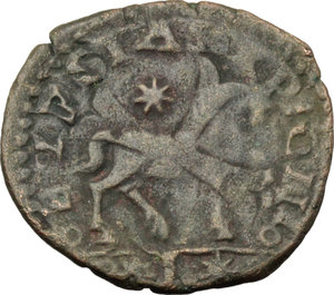 Reverse image of coin 653
