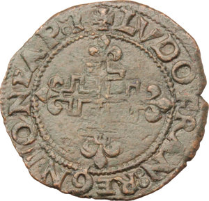 Reverse image of coin 658