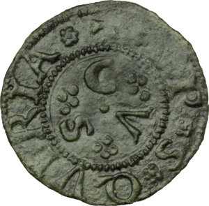 Reverse image of coin 668