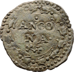 Reverse image of coin 669