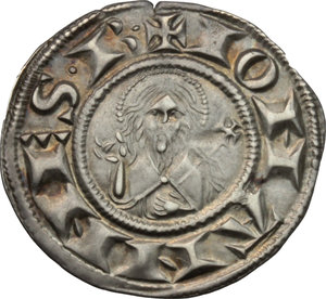 Reverse image of coin 687
