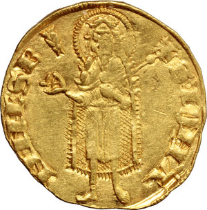 Reverse image of coin 688