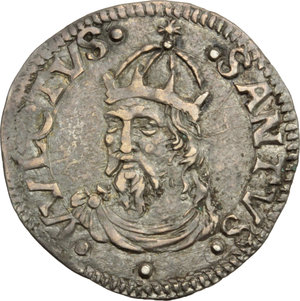 Reverse image of coin 716