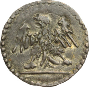 Reverse image of coin 719