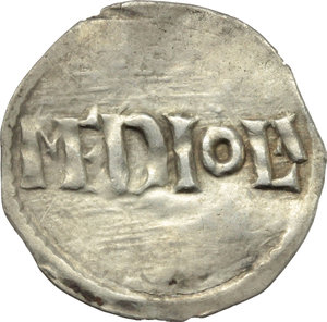Reverse image of coin 722