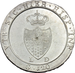 Reverse image of coin 748