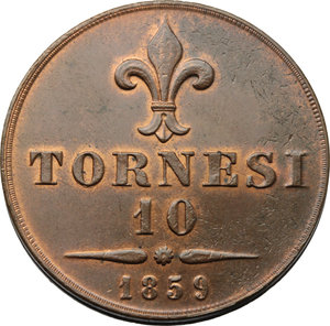Reverse image of coin 749