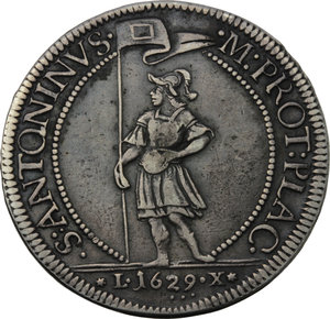 Reverse image of coin 764