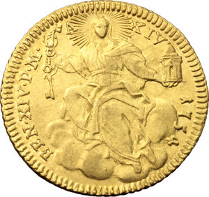 Reverse image of coin 782