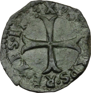 Reverse image of coin 810