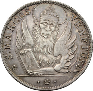 Reverse image of coin 821