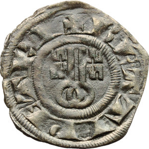 Reverse image of coin 825