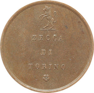 Reverse image of coin 836