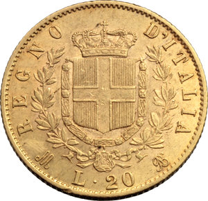 Reverse image of coin 837