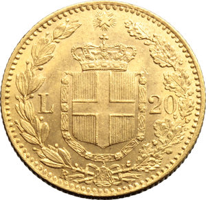 Reverse image of coin 839
