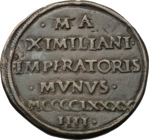 Reverse image of coin 901