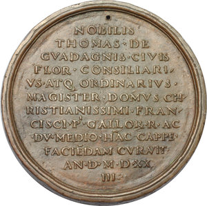 Reverse image of coin 904