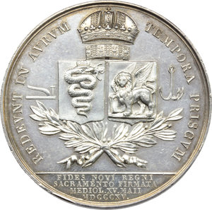 Reverse image of coin 918