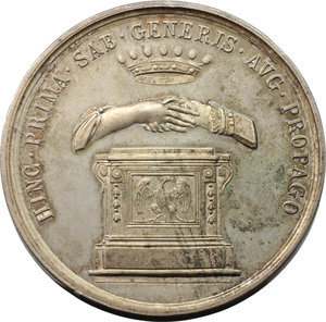 Reverse image of coin 920