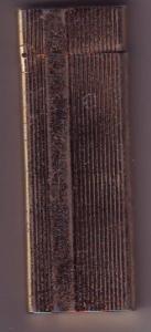 D/ Accendino PIERRE CARDIN vintage 1981 placcato oro usato. Completo di scatola originale e garanzia internazionale (NON SI ACCETTANO RESI)