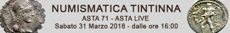 Banner Tintinna Asta Elettronica 71