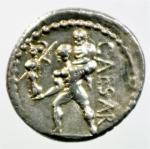 giulio cesare denario