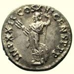 Impero Romano. Domiziano. 81-96 d.C. Denario :