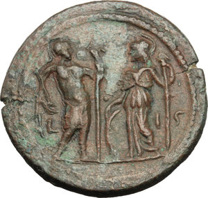 Reverse image of coin 349