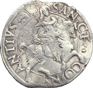 Carmagnola  Ludovico II di Saluzzo (1475-1504). Cavallotto