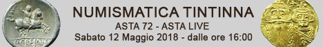 Banner Tintinna Asta Elettronica 72
