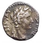 obverse: Impero Romano - Augusto. 27 a.C.- 14 d.C. Denario. Ag. Lugdunum (Lyon) 8 d.C. D/ AVGVSTVS DIVI F Testa laureata a destra. R/ C CAES, in esergo AVGVS F. Caio Cesare a cavallo al galoppo verso destra. Dietro di lui Aquila tra due Signa. RIC I 199; Lyon 69; RSC 40; BMCRE 500-502 = BMCRR Gaul 223-225; BN 1461, 1463-1465, 1469. Peso gr. 3,28. Diametro mm. 16,79.BB+. Intonso. Patina. §