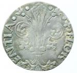 reverse: Zecche Italiane. Firenze. Repubblica. 1189-1533. Grosso. 1482 II Semestre. Antonio di Tommaso Masi. Bernocchi 3262. Peso 1,87 gr. BB.