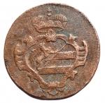 reverse: Zecche Italiane - Gorizia. Francesco II d Asburgo Lorena.2 soldi 1799. Zecca di Kremnitz. Peso 5,85 gr. Diametro 23 mm. BB.§