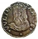 obverse: Zecche Italiane. Lucca. Repubblica. 1369-1799. XVI sec. Grosso da 6. Ag. CNI 227/230. MIR 174. Peso gr. 2.02. BB/BB+.