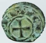 reverse: Zecche Italiane.Gli Svevi in Italia.Messina Corrado I (1250-1254) Denaro. D/ COR. R/ Croce. Sp.158. MI, 0.60gr. qBB.§