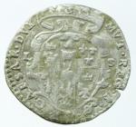 obverse: Zecche Italiane. Modena. Cesare d Este. 1597-1628. Muraiola. MI. MIR 706. Peso gr. 1.45. BB.