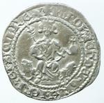 obverse: Zecche Italiane. Napoli \Provenza. Roberto d Angiò. 1309-1343. Gigliato. Ag. P.R. 2. Peso gr 4,00. Diametro mm 28. SPL. Patina. NC.