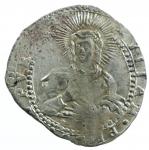 obverse: Zecche Italiane. Parma. Ranuccio II Farnese. 1646-1694. 5 soldi o cinquina. MI. MIR 1044. Peso 1,75gr. BB\SPL.*