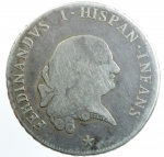 obverse: Zecche Italiane. Parma. Ferdinando di Borbone. 1765-1802. Ducato 1796. Ag. MIR 1070/1. Peso 25,00 gr. MB\BB.*