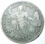 obverse: Zecche Italiane. Roma. Stato Pontificio. Pio VI. 1775-1799. Scudo Romano 1780. Ag. Peso 26,11 gr. Diametro 41 mm. Muntoni 17. qBB. §