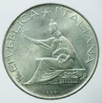 obverse: Repubblica Italiana.500 lire 1961 AG.SPL.§