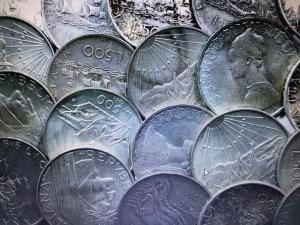 obverse: Repubblica Italiana.Lotto di 20 monete da 500 lire in argento, mediamente BB+.§