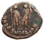 reverse: Varie - Teodosio II 402-450. Ae da catalogare. gr 1,99. mm 15,4.