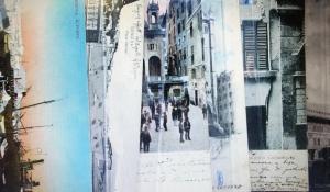 obverse: Cartoline.Genova .Lotto di 6 cartoline anni 20 del XX secolo,ottime conservazioni, circolate.gf