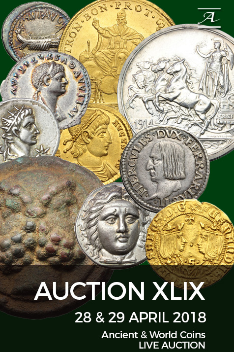 Auction XLIX Printed Catalo